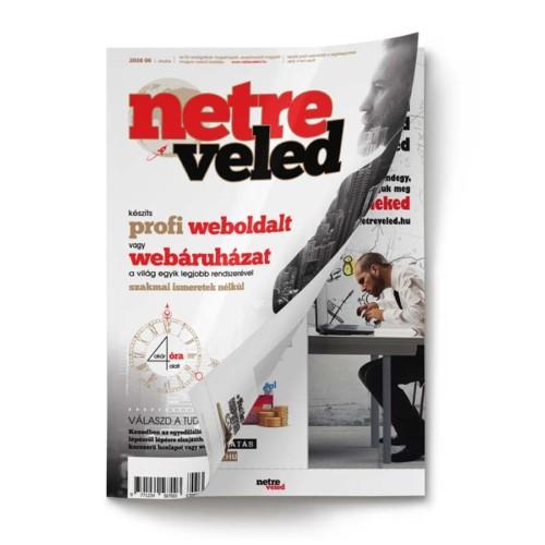 weboldalkészítés kezdőknek, WordPress alapú webáruház, netre veled magazin, 060