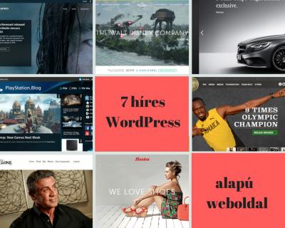 7-níres-wordpress-alapú-weboldal